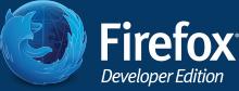 デザイナーにも便利なweb開発向けブラウザ「Fire fox Developer Edition」